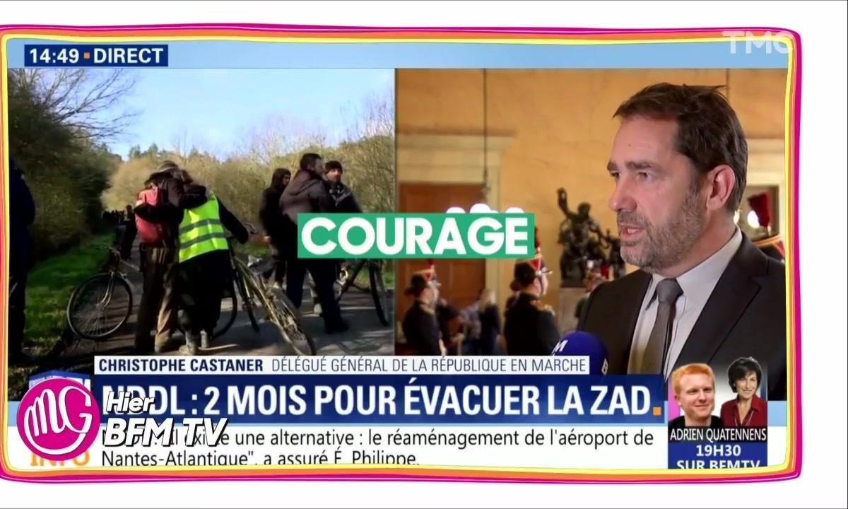 Morning Glory : Les « En Marche » à la rescousse sur Notre-Dame-des-Landes
