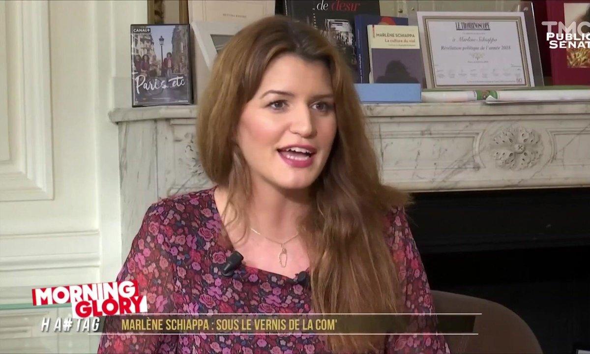Morning Glory : on est en train de perdre Marlène Schiappa