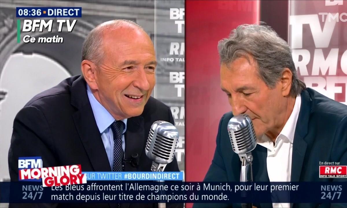 Morning Glory : Rédoine Faïd dit merci à Gérard Collomb