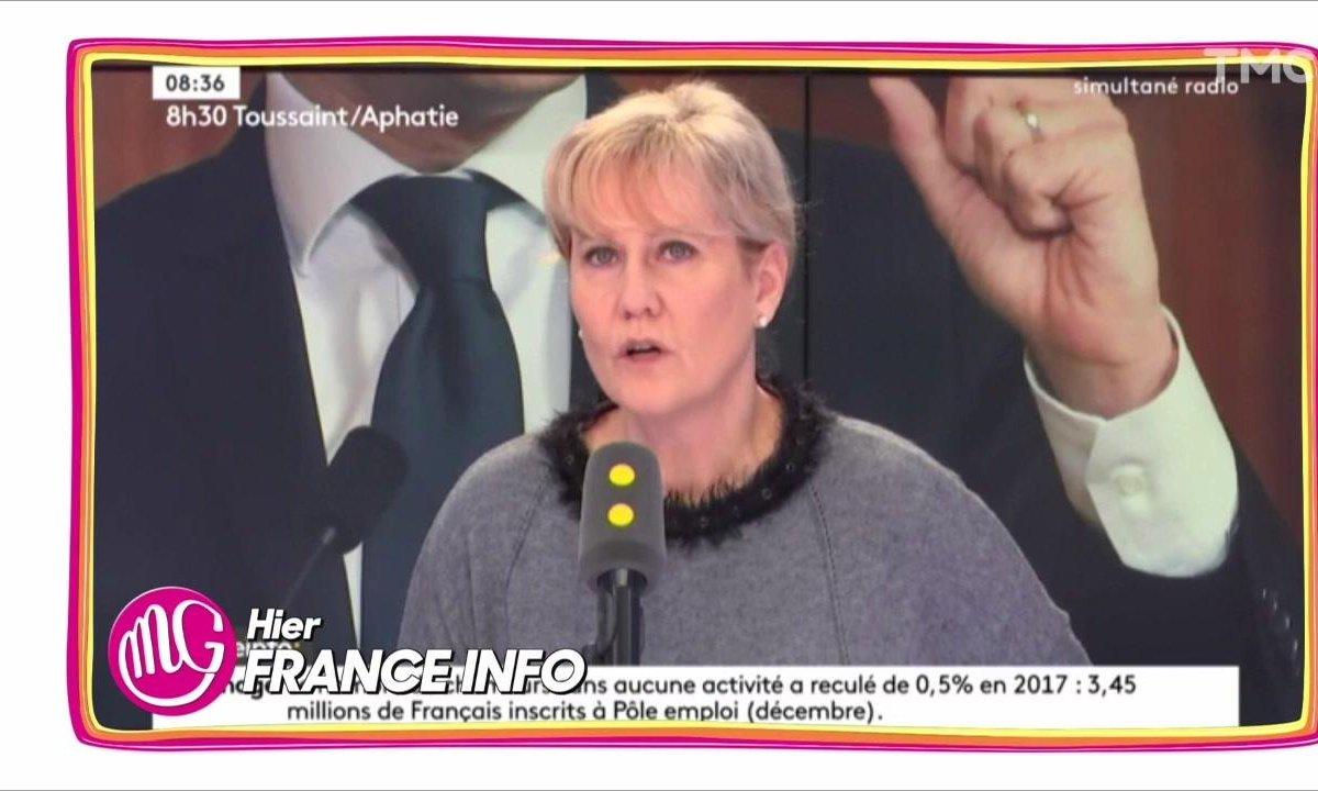 Quand Nadine Morano critique le physique de François Hollande