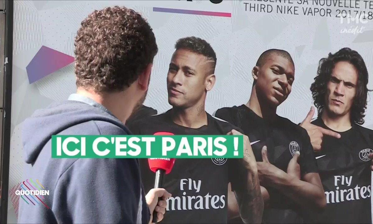 Neymar : il s'installe à Bougival !