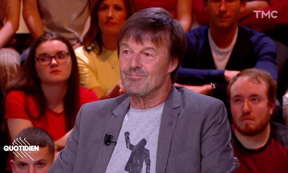 Invité : Nicolas Hulot tire (encore) la sonnette d'alarme