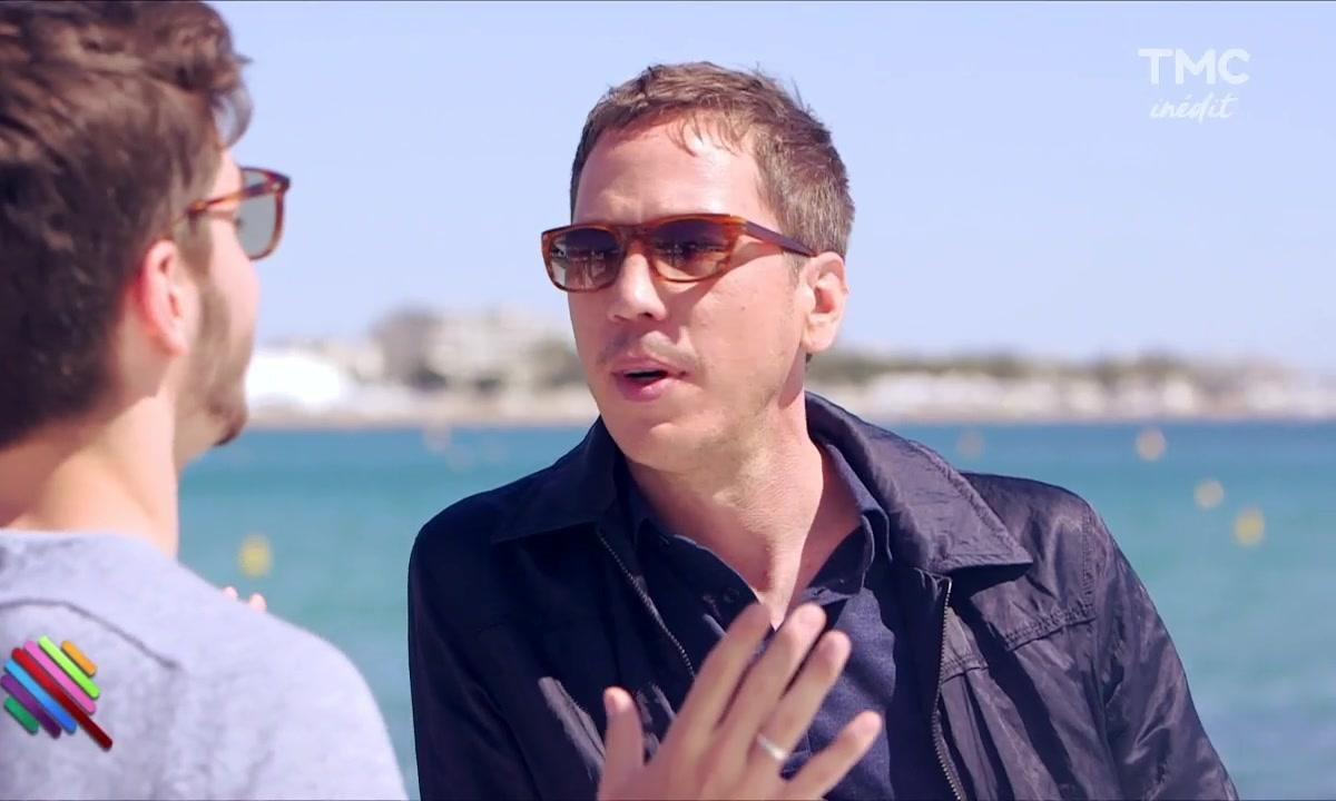 Panayotis à Cannes : aspirant comédien auprès de Reda Kateb