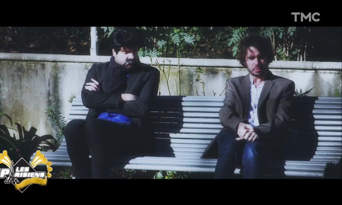 Les Parisiens découvrent Mediapart (Eric et Quentin)