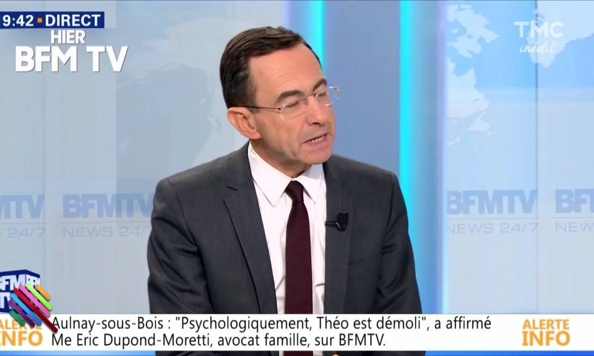 """PenelopeGate - Retailleau : """"service après-vente, bonjour..."""""""
