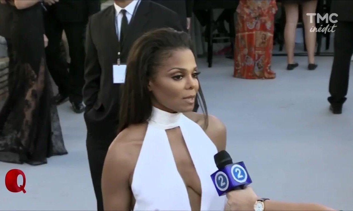 Le petit Q : Janet Jackson est ...ENCEINTE !