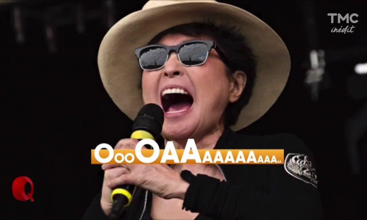 Le petit Q : La réaction de Yoko Ono après l'élection de Donald Trump