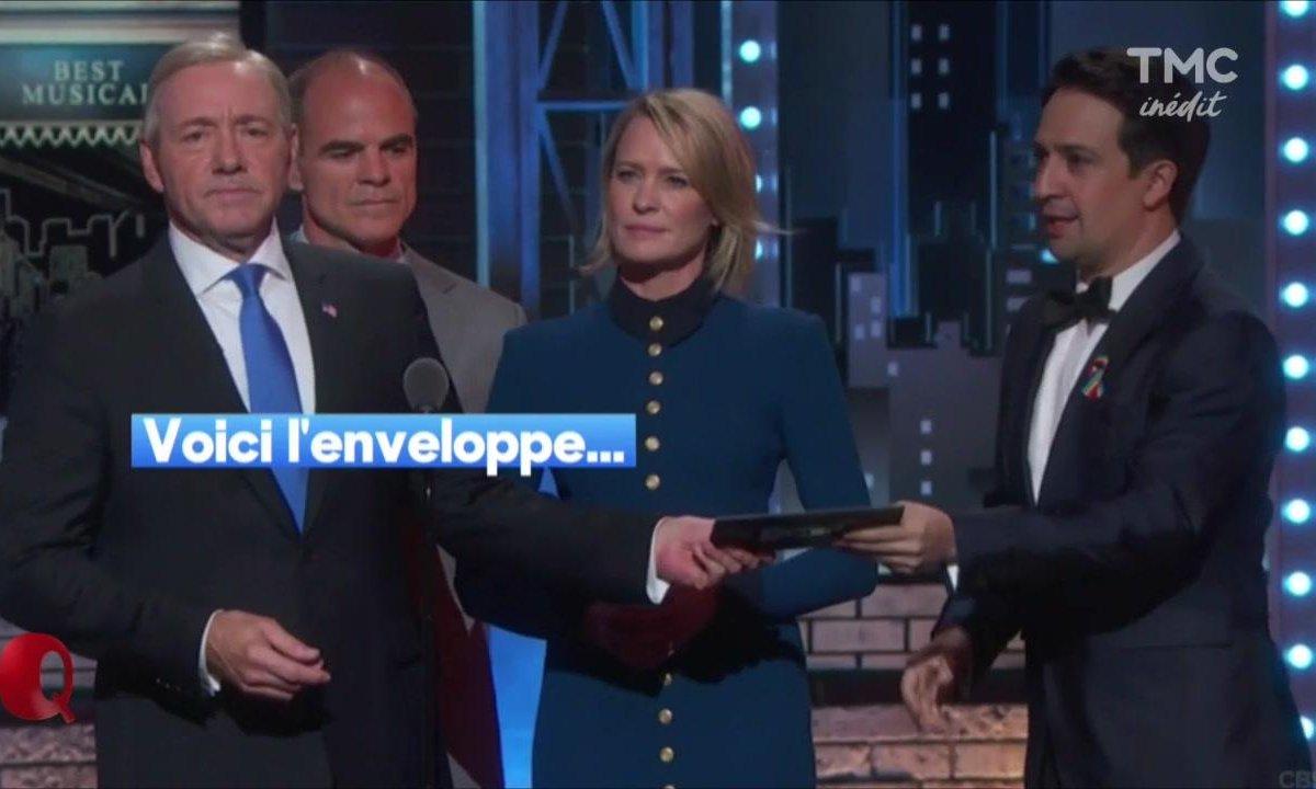 Le Petit Q - Du beau monde aux Tony Awards