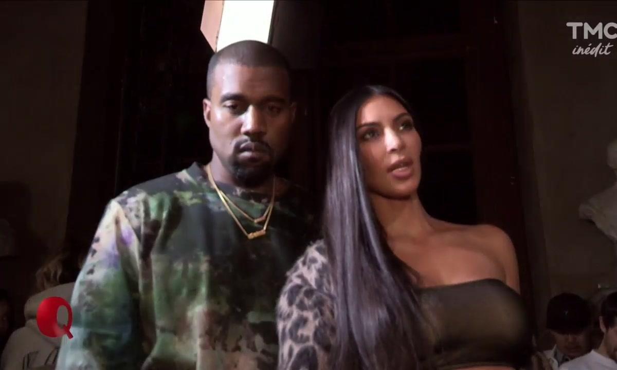 Le petit Q - Kim Kardashian est de retour