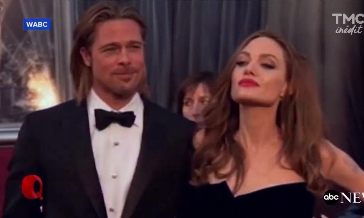 Le Petit Q : Le glamour est mort, Angelina Jolie et Brad Pitt divorcent