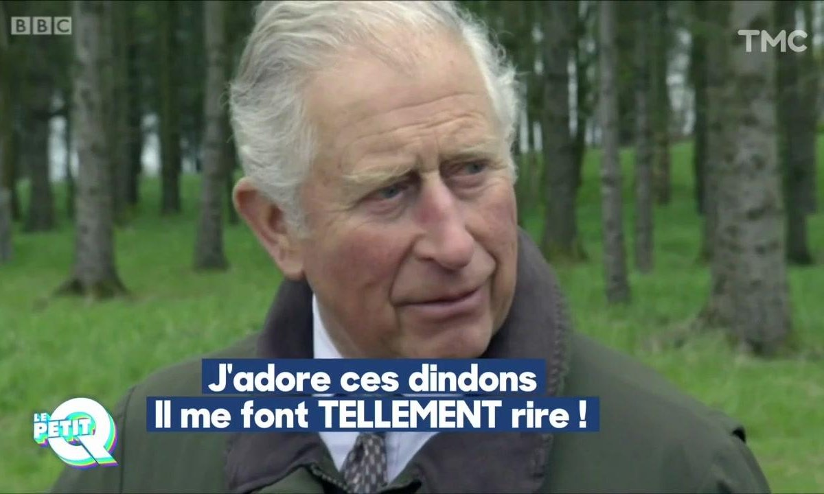 Le Petit Q : Happy Birthday prince Charles! (Partie 1)