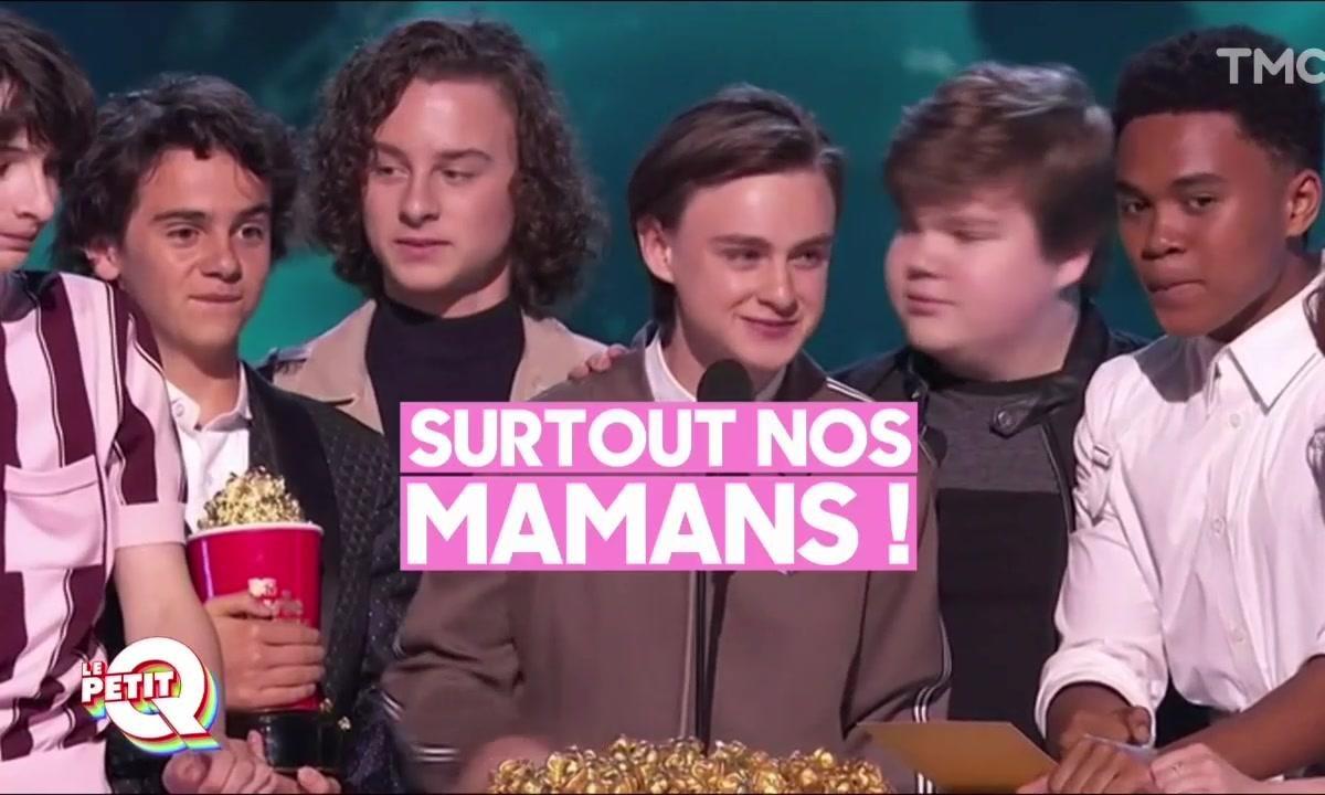 Le Petit Q : les MTV Movie Awards