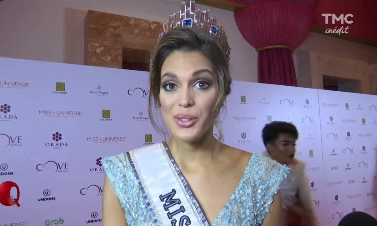 Le petit Q -  On prend des news de notre Miss Univers