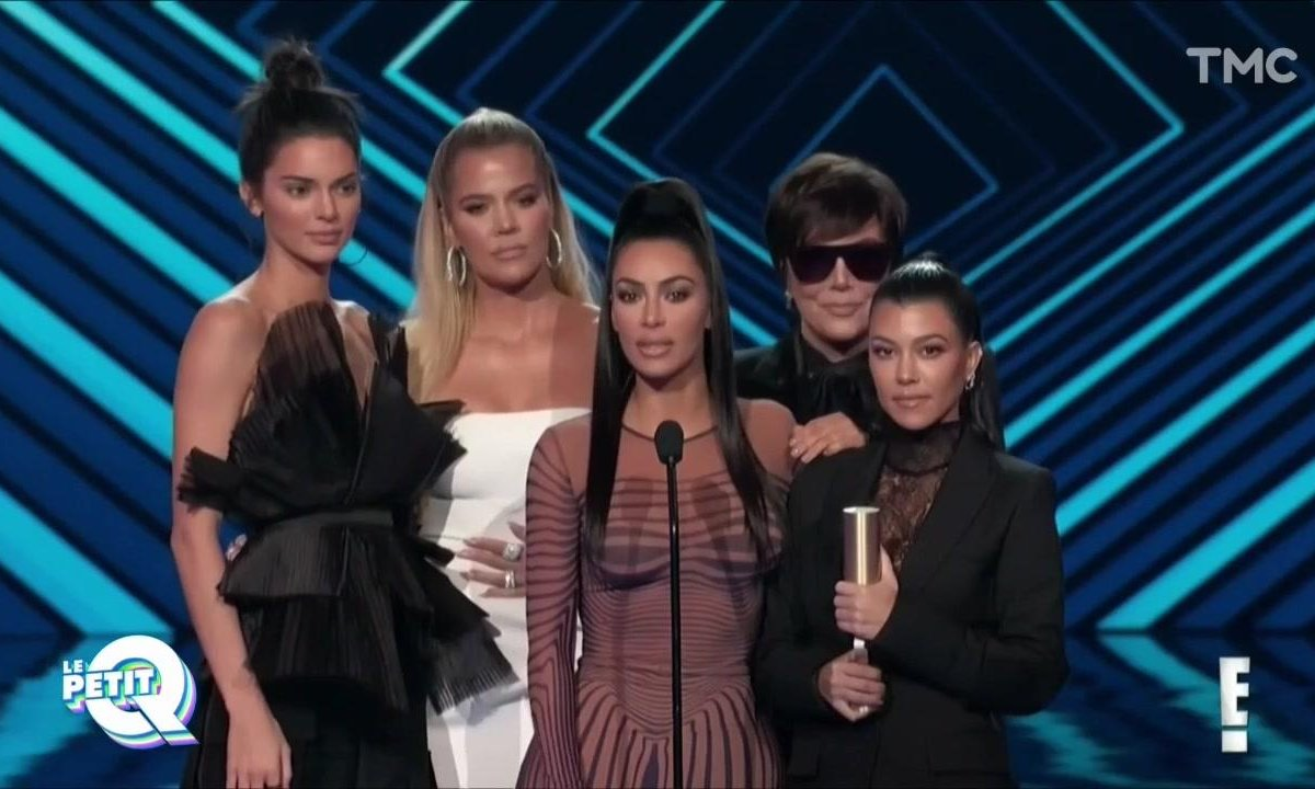 Le Petit Q : les People's Choice Awards