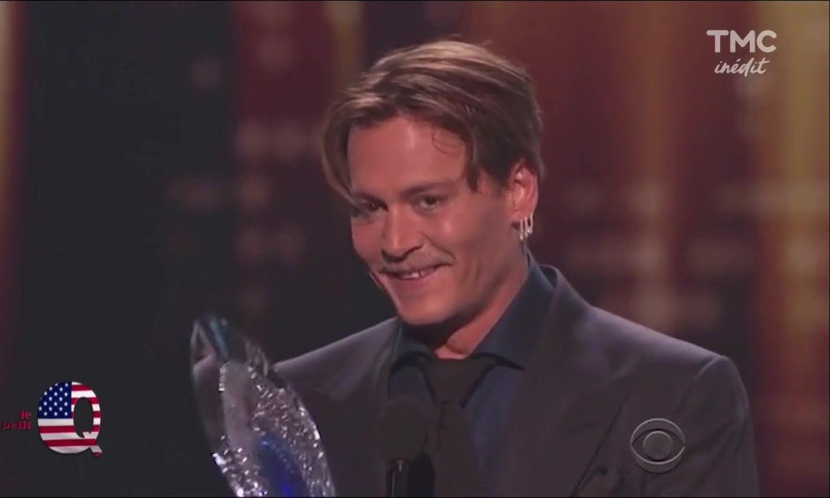 Le petit Q : les People's Choice Awards par Willy Papa