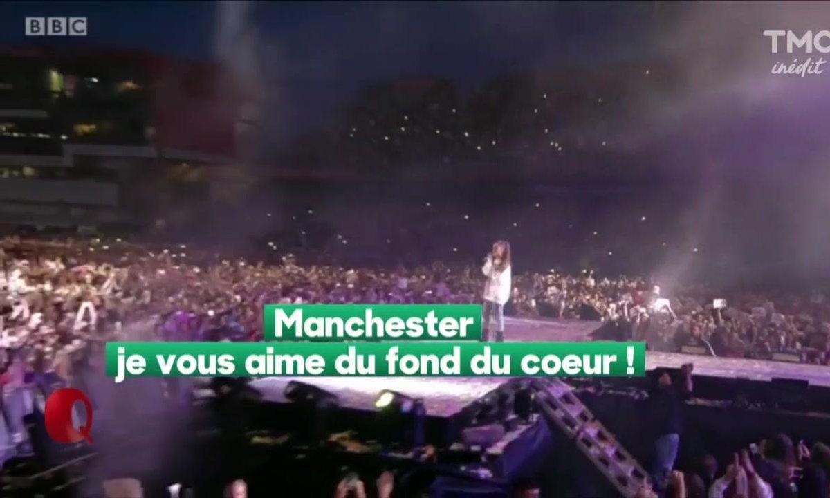 Le Petit Q - Spécial concert hommage à Manchester