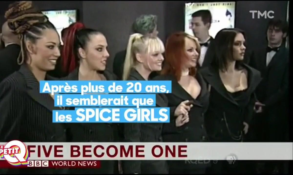 Le Petit Q : les Spice Girls font leur come-back !