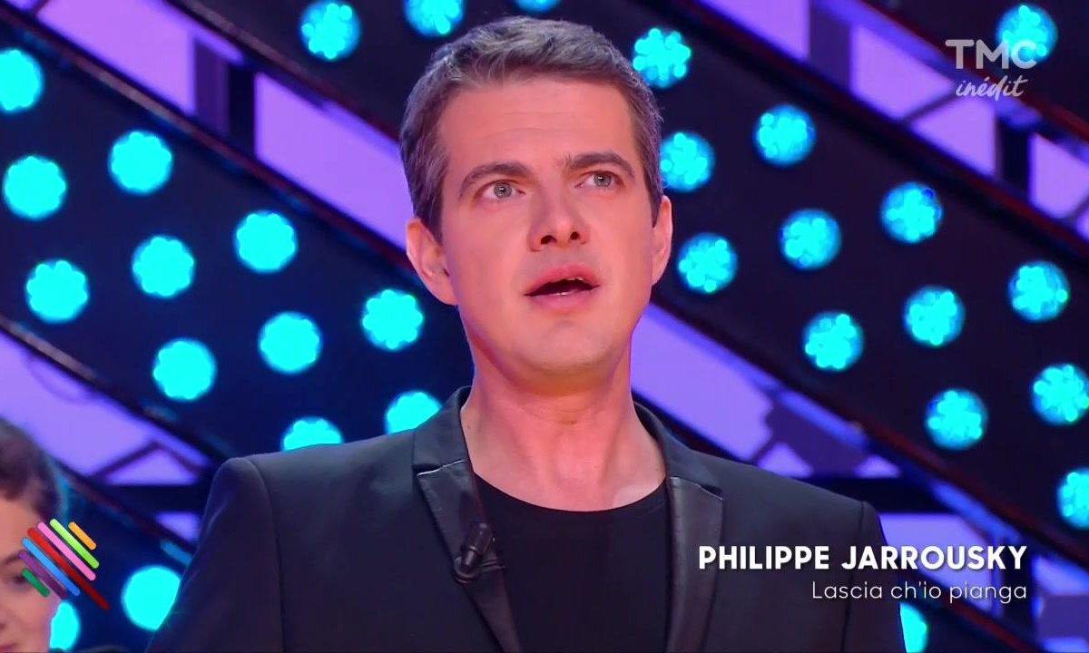 """Philippe Jaroussky - """"Lascia ch'io pianga » d'Haendel en live sur Quotidien"""