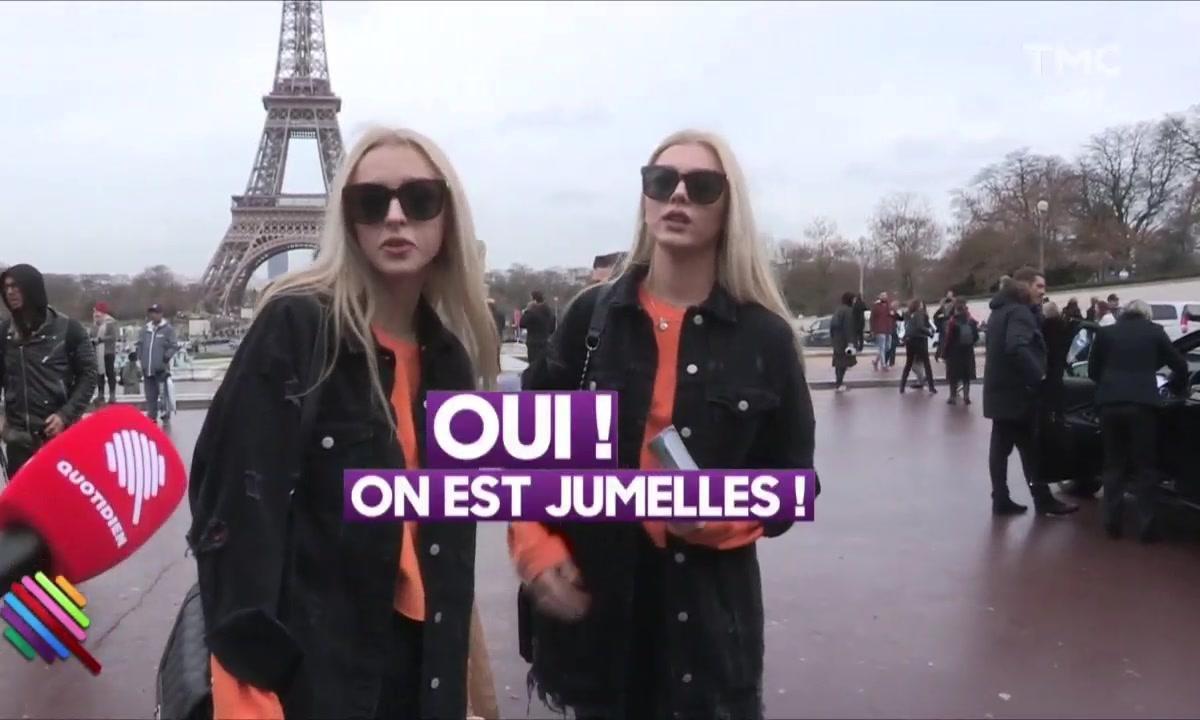 Point Fashion J'adore : on voit double