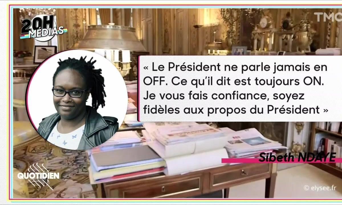 20h Médias : dans les coulisses de l'interview d'Emmanuel Macron