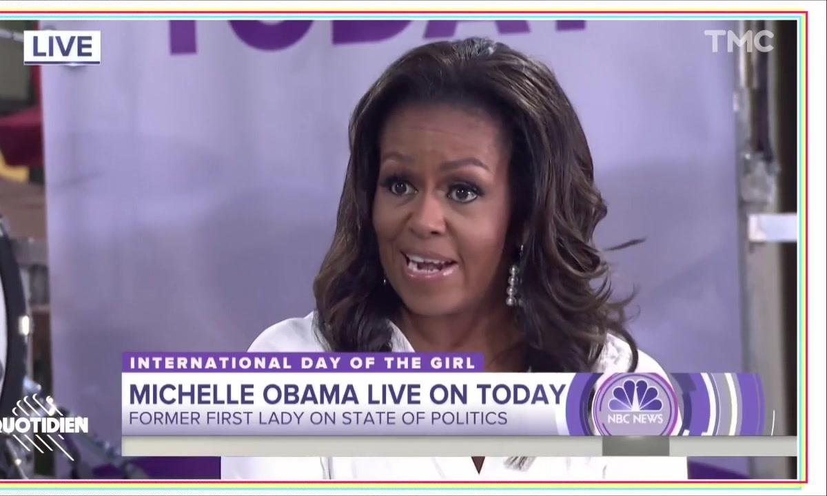 20h Médias : Michelle Obama is back