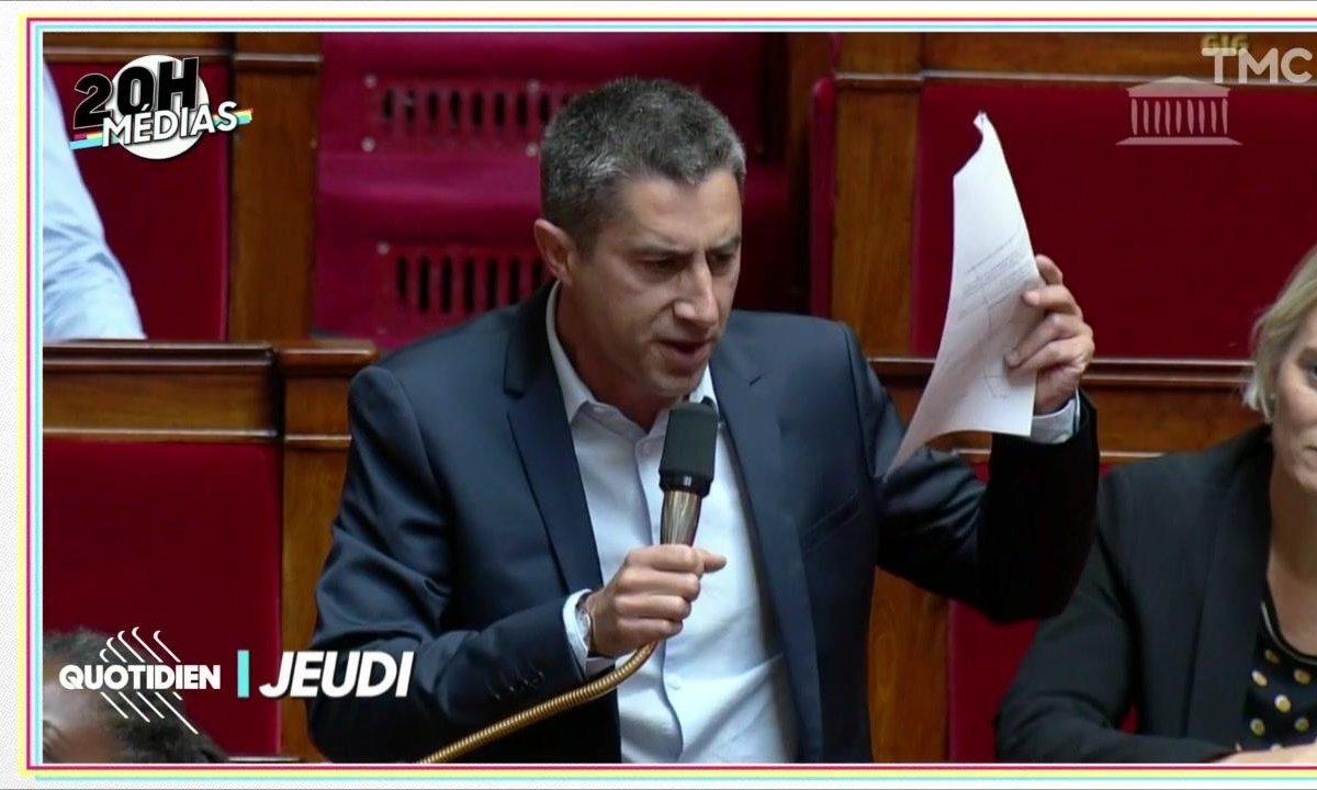 20h Médias : polémique autour du coup de gueule de François Ruffin
