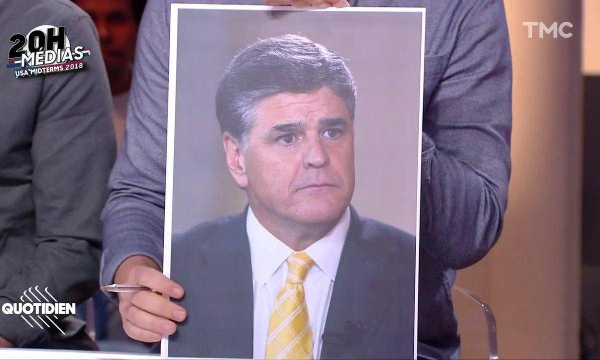 20h Médias spécial Midterms : Sean Hannity, le plus pro-Trump des journalistes