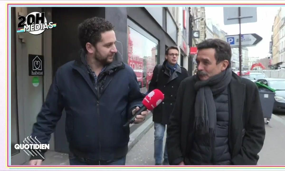 20h Médias: la tentative de perquisition de Mediapart était-elle légale ?