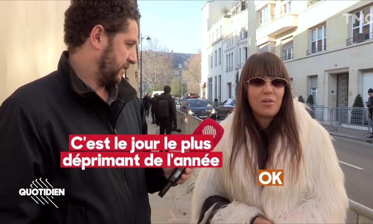 Chaouch Express : Blue Monday, la journée la plus déprimante de l'année