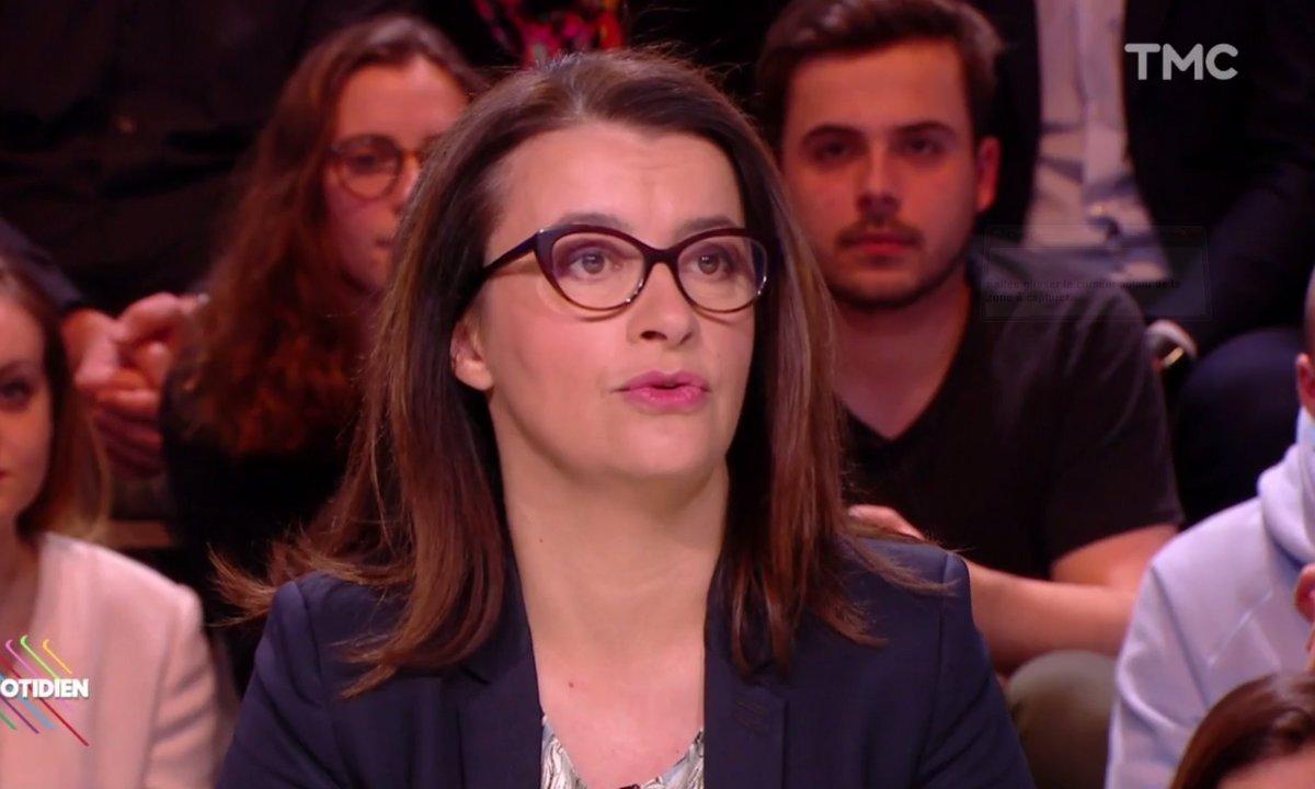 Cécile Duflot réagit à la garde à vue de Jean-Vincent Placé