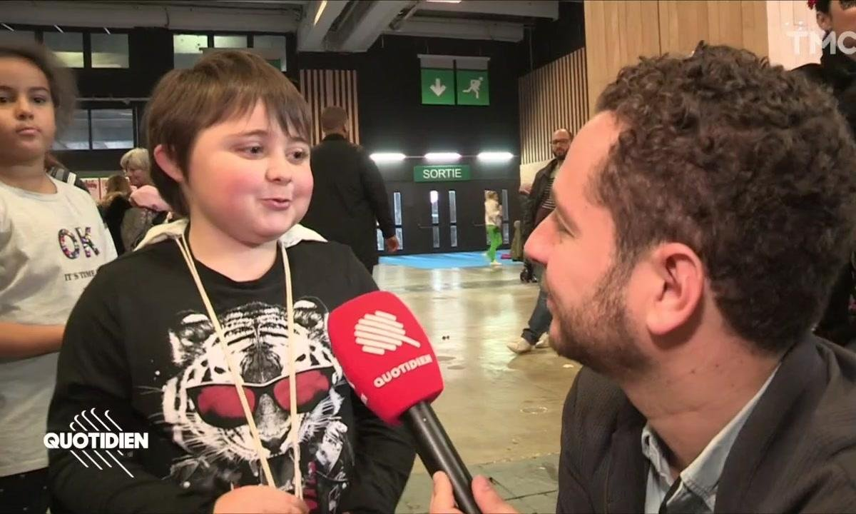 Chaouch Express : l'actu vue par les enfants de la Kidexpo