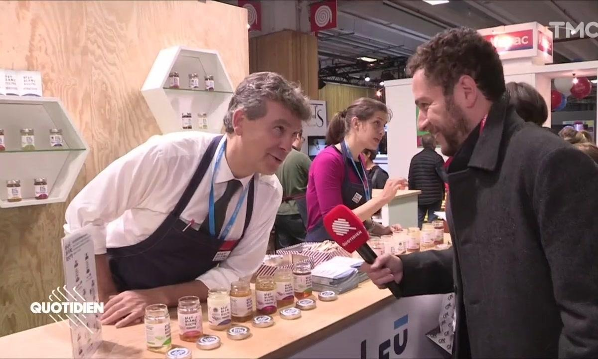 Chaouch Express au Salon du Made in France