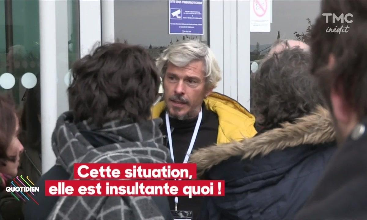 Christophe Castaner : La presse privée d'élection