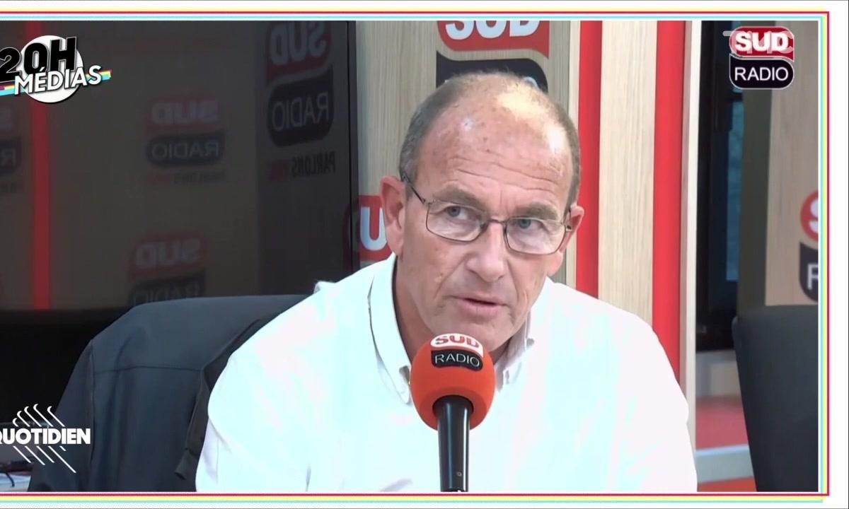 20h Médias : Étienne Chouard, le nouveau visage controversé de Sud Radio