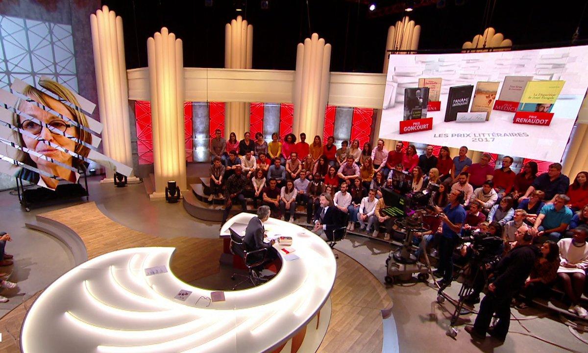 Invité : Frédéric Beigbeder lance la saison des Prix Littéraires !