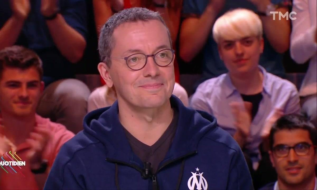 Invité : Jacques-Henri Eyraud, président de l'OM