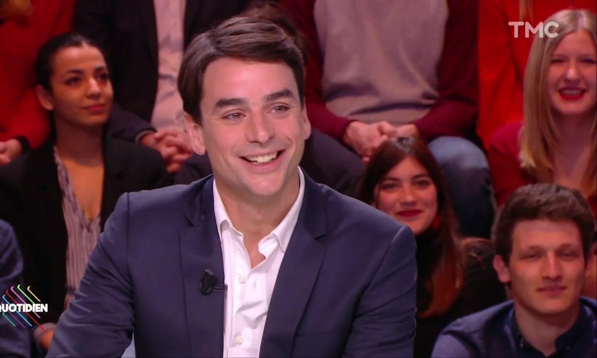 """Invité : Julian Bugier présente sa nouvelle émission de débats """"Questions directes"""" (Partie 1)"""