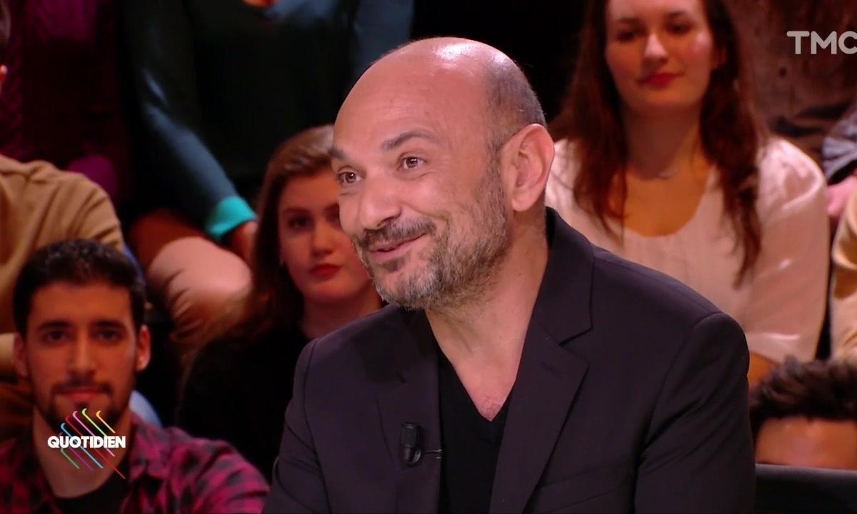 "Invité : Richard Malka, l'avocat star présente son premier roman, ""Tyrannie"""