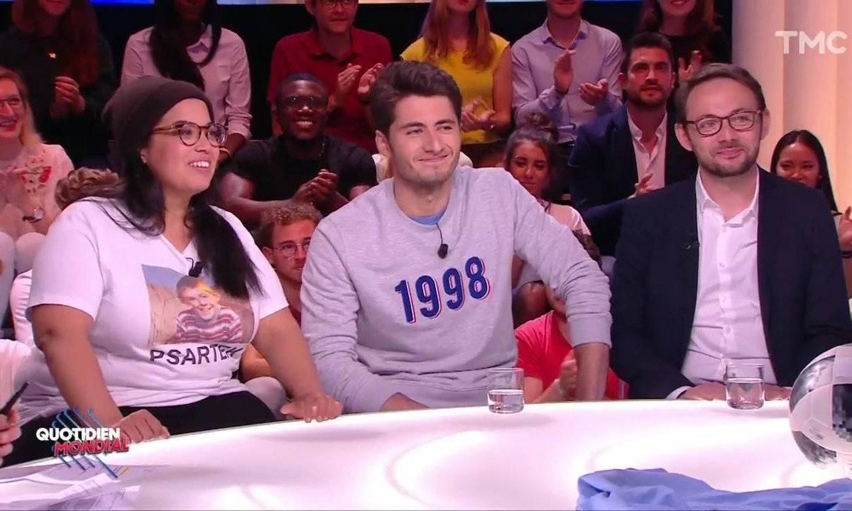 Invités Coupe du monde : Tximista Lizarazu et Jean-Baptiste Guégan (Partie 1)