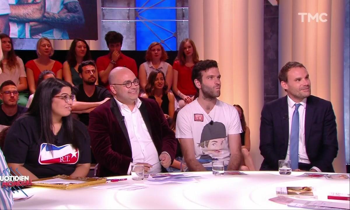 Invités Coupe du monde: Yoann Riou, Maxime Marchon et Cyrille Bret (Partie 1)