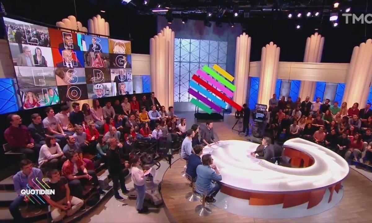 L'image du jour de Lilia Hassaine: le discours anti-Trump de Mark Ruffalo