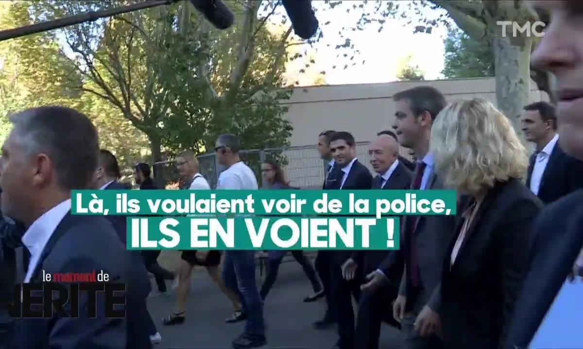 """Moment de vérité : Gérard Collomb en immersion dans le """"Chicago français"""""""
