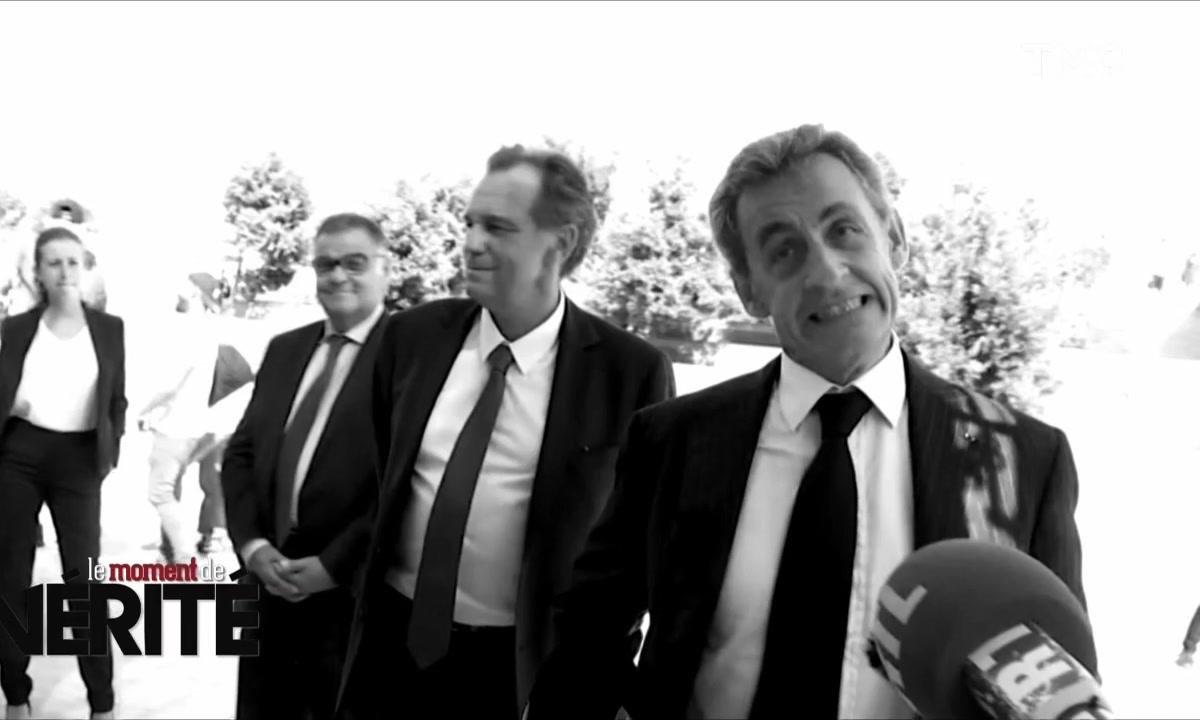 Moment de vérité : Nicolas Sarkozy fait le bilan (et il n'est pas peu fier)