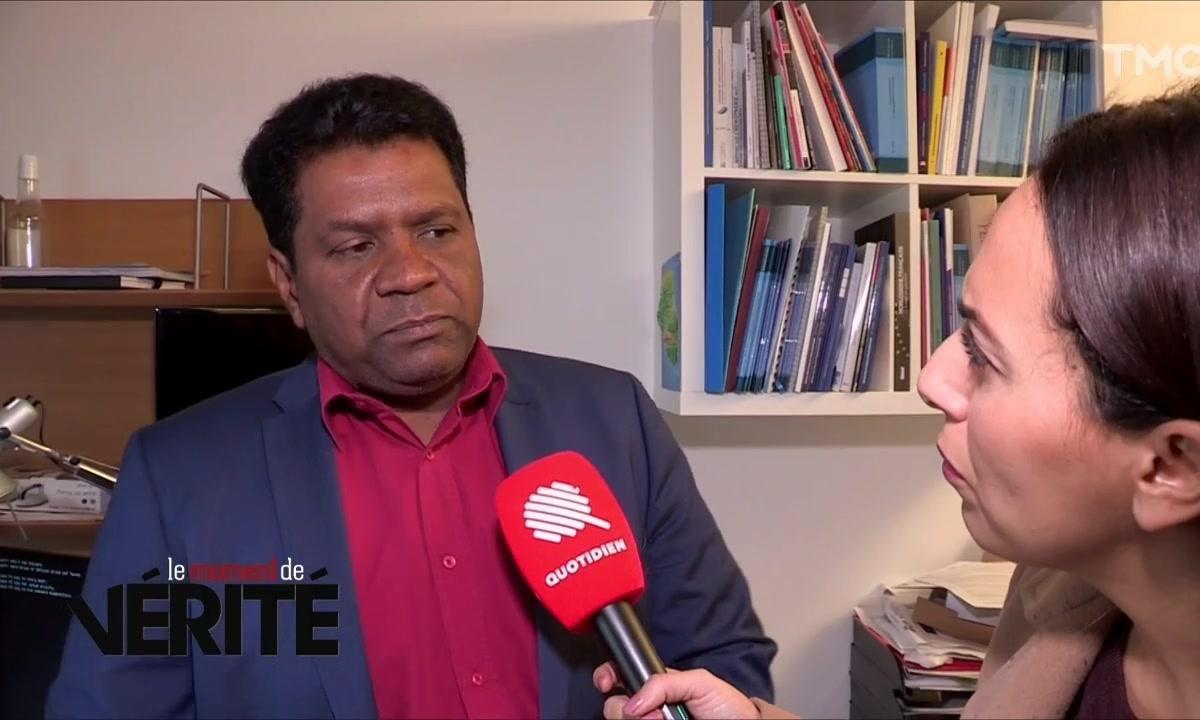 Moment de vérité : un député brandit un gilet jaune pour soutenir la Réunion