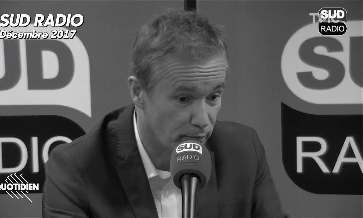 Nicolas Dupont-Aignan est totalement perdu (et on se fait du souci)