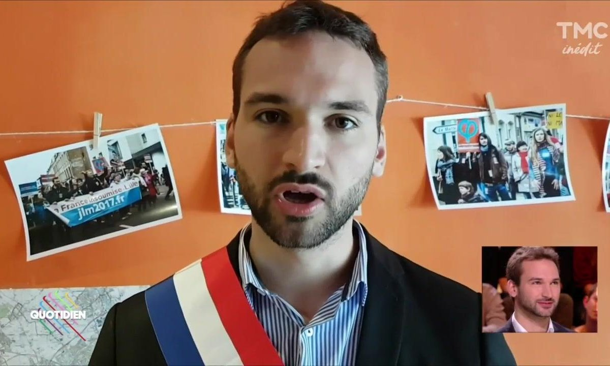 Ugo Bernalicis : YouTubeur dans l'âme