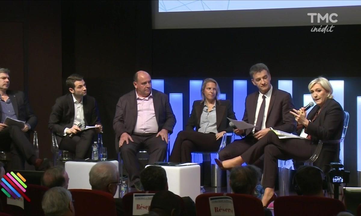 Présidentielles 2017 : grand oral au Medef
