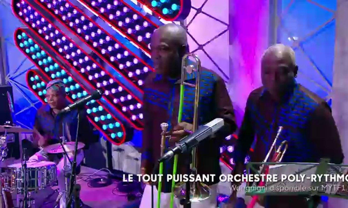 """Le Tout-puissant orchestre Poly Rythmo – """"Wangnigni"""" en live dans Quotidien (exclu web)"""