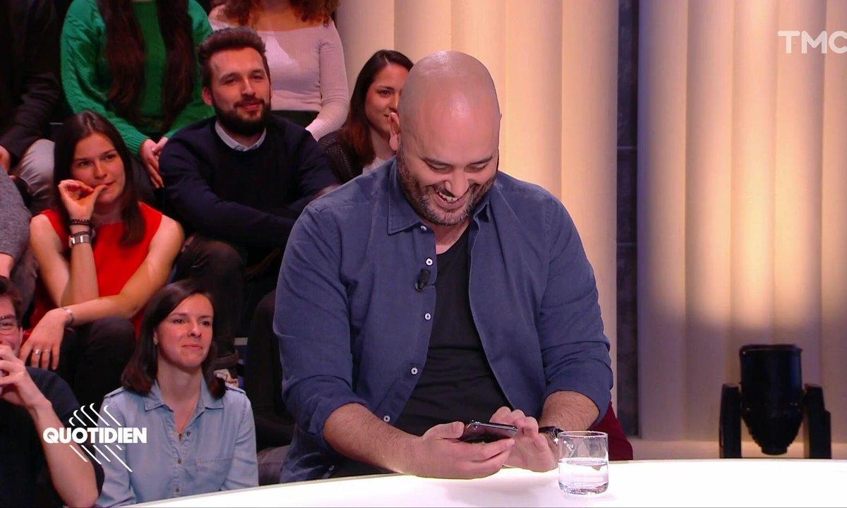 Qu'y-a-t-il dans le téléphone de Jérôme Commandeur ?