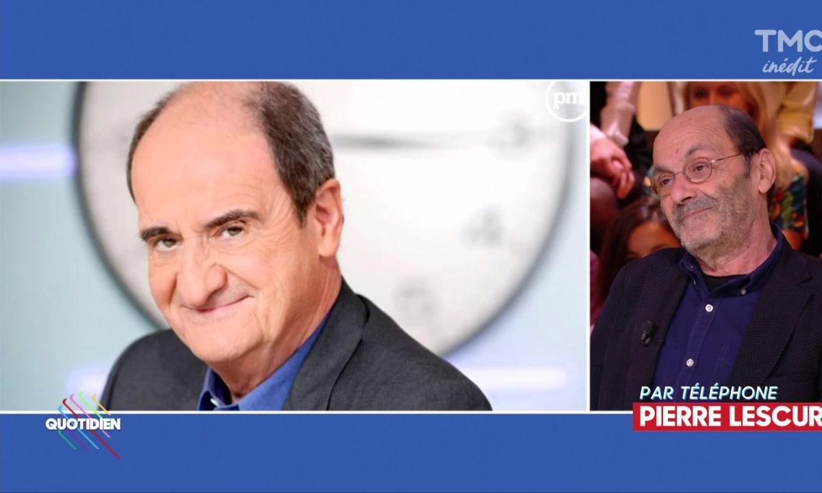 Jean-Pierre Bacri et Pierre Lescure : amis et...fous de foot !